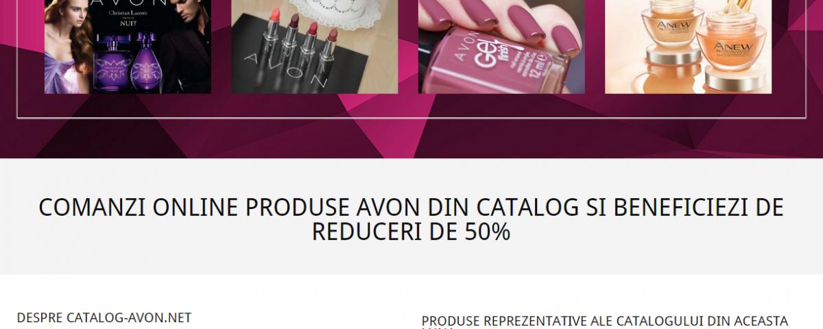 catalog avon
